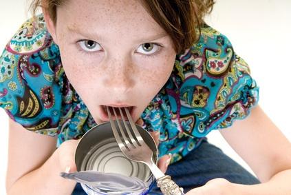 Boulimie = affamé