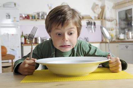Hyperactivité et nourriture